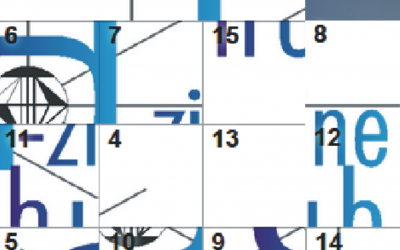 Need to create an online puzzle? Try this 15-slider
