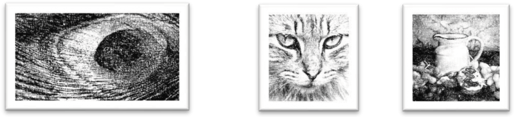 Microsoft Picture Artistic Effects - 04 PENCIL SKETCH